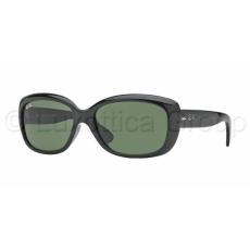 Ray-Ban RB4101 601 JACKIE OHH BLACK CRYSTAL GREEN napszemüveg (RB4101__601)