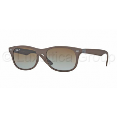 Ray-Ban RB4207 6033T5 MATTE BROWN GREY GRADIENT BROWN POLAR napszemüveg (RB4207__6033T5)