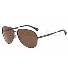 Emporio Armani EA2032 312773 MATTE BLACK/BLACK/BROWN BROWN napszemüveg (EA2032__312773)