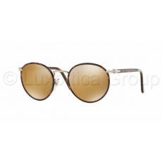 Persol PO2422SJ 1060W4 LIGHT GOLD LIGHT BROWN MIRROR GOLD napszemüveg (PO2422SJ__1060W4)