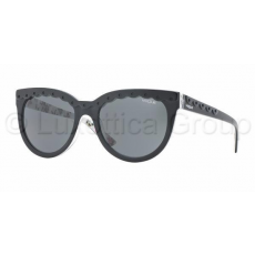 Vogue VO2889S 221087 TOP BLACK/FLOWERS SERIGR GREY napszemüveg (VO2889S__221087)