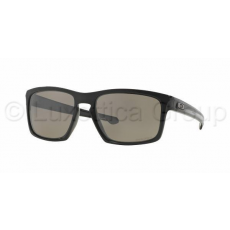 Oakley OO9262 07 SLIVER POLISHED BLACK PRIZM DAILY POLARIZED napszemüveg (OO9262_07)