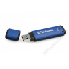 Kingston Pendrive, 8GB,  USB 3.0, 256 bit titkosítás, KINGSTON Vault Privacy, kék (UK8GDTVP30)