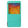 Baseus Folio Supporting tok SAMSUNG Galaxy Note3, sötétkék