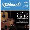 D'Addario EZ910 húrgarnitúra akusztikus gitárhoz