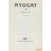 Akadémiai Nyugat 1909 I. kötet (1-12. szám) - Reprint