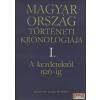 Akadémiai Magyarország történeti kronológiája I-IV.