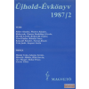 Magvető Újhold-Évkönyv 1987/2