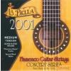 La Bella Flamenco gitárhúr garnitúra (medium)