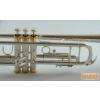 Garry Paul GP-6418 SG ezüstözött B trombita