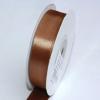 Szatén szalag cappuccino (HS-1080)-(0,6 cm * 22 m)