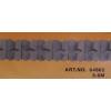 X girland 3,6 m, ezüstszürke (64802)