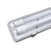 Led fénycső armatúra 2x1,2m