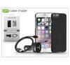 CASE-MATE Apple iPhone 6 Plus/6S Plus hátlap (black) + képernyővédő fólia + szivargyújtós töltő adatkábellel - Case-Mate 4in1 mobiltelefon kellék