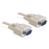 DELOCK RS-232 kábel 1m dugó-dugó