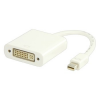 Valueline mini DisplayPort - DVI-I átalakító