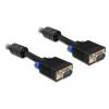 DELOCK HD VGA kábel 1m dugó-dugó (82556)