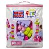 Mega Bloks Nagy Lányos csomag, 60 db-os DCH54