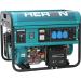 benzinmotoros áramfejlesztő, max 5500 VA, egyfázisú, elektromos önindítóval (EGM-55 AVR-1E)