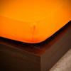 NATURTEX Jersey gumis lepedő narancs