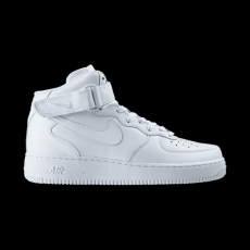 Nike Air Force 1 Mid '07 All White