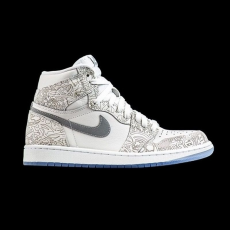 Nike Air Jordan 1 Retro High Laser 30th Anniversary