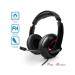 FANTEC GHS-U71 7.1 Black fejhallgató