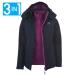 Karrimor 3 az 1ben női outdoor dzseki