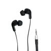 LogiLink ® Stereo In-Ear Headset, Black HS0038