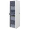 19-os rackszekrény, hálózati szerverszekrény 600 x 1284 x 800 mm, szürke 26 HE Intellnet (RAL 7035) 712965