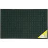 Gumi sejtmintás szőnyeg Clip Univerzális Gumi (H x Sz) 41 cm x 60 cm Fekete