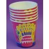 Happy Birthday pohár (6 db)