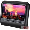 """JVJ DV-9917 Fejtámlára szerelhető autós DVD lejátszó, 9"""" monitorral."""
