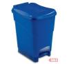 Unicspot Koral pedálos szemetes kuka 20 literes kék bútor