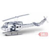 Fascinations Metal Earth Fém makett UH-1 helikopter építőkészlet