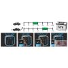 Autós USB adapter & Volt-Amper mérő SA 046