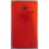 Nokia A110 X akkufedél piros*