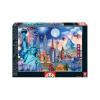 Educa A világ nevezetességei 2000 db-os puzzle (Educa-34440292)