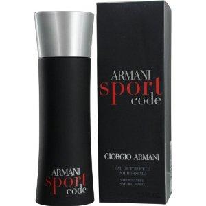 Giorgio Armani Code Sport EDT 75 ml