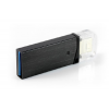 Pendrive, 64GB, USB 3.0+microUSB adapter, 110/25 MB/sec, GOODRAM TWIN (PD64GH3GRTNKR9)