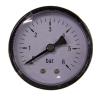 Italtecnica Nyomásmérõ óra (Feszmérõ óra) B22-7 0-25Bar Fekvõ kivitel