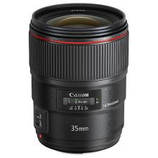 Canon EF 35MM 1:1.4 L II USM objektív