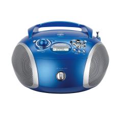 Grundig RCD 1445 hordozható cd és kazettás rádió hangszóróval
