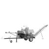 LUMAG SSA-400 Benzinmotoros Vízszintes Rönkhasító fűrész