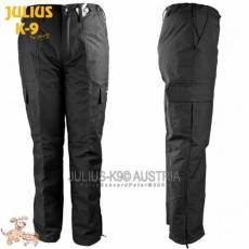 Julius-K9 K9 vízálló nadrág - fekete, lélegző / méret 38