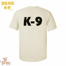 Julius-K9 K9 póló, homokszínű - méret: M