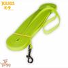 Julius-K9 IDC Lumino-póráz, 19 mm átm./ 10 m foszforeszkáló -fogó nélkül