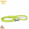 Julius-K9 IDC Lumino-póráz, 19 mm átm./ 2 m foszforeszkáló- fogós