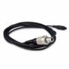 Rode MICON-9 mikrofon adapter Lemo csatlakozós Sennheiser zsebadókhoz