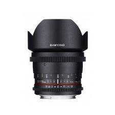 Samyang 10mm / F3.1 ED AS NCS CS Nikon VDSLR objektív objektív